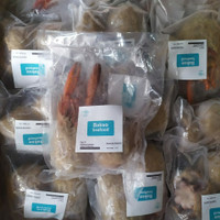 Bakso Seafood Isi 2pcs Frozenfood
