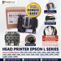 Print Head Printer Epson L130 L220 L310 L355 L360 L365 L455 Original