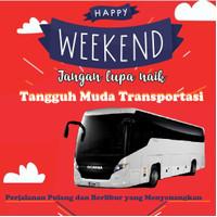 E-Tiket Bus Surabaya-Indramayu (PT. Tangguh Muda Transportasi)