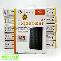 Seagate Expansion 1TB Harddisk Portable USB 3.0