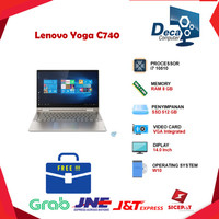 Laptop Lenovo Yoga C740 15 2in1 Touch i7 10510 8GB 512ssd 14.0FHD