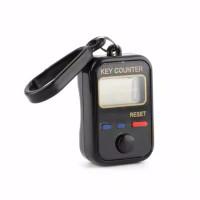 Tasbih Digital Gantungan Kunci Mini COD - Hitam