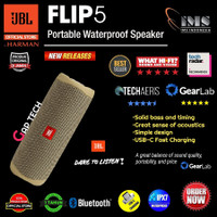 JBL FLIP 5 / FLIP5 (Successor JBL Flip 4) Portable Waterproof Speaker