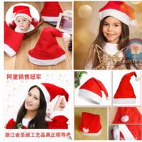 Topi Natal Santa Claus Christmas Polos