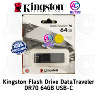 Kingston Flash Disk / Flash Drive DataTraveler DT70 64GB USB-C