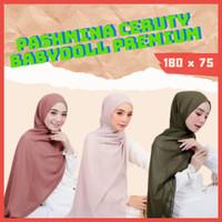 PASHMINA CERUTY BABYDOLL PREMIUM SIZE 180 X 75