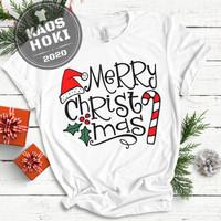 BAJU KAOS T-SHIRT PRIA WANITA UNISEX EDISI NATAL CHRISTMAS!!