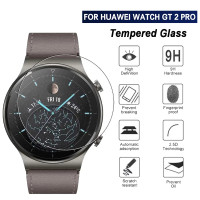 ANTI GORES TEMPERED GLASS SCREEN GUARD SMARTWATCH HUAWEI GT 2 PRO 46MM