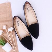 sepatu wanita big size flatshoes