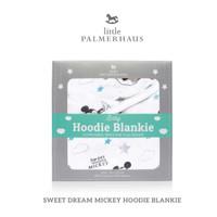 LITTLE PALMEHAUS HOODIE BLANKIE - Selimut Bayi (Sweet Dream Mickey)