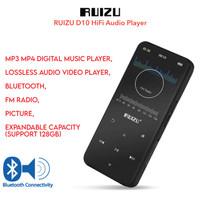 Ruizu D10 bluetooth Digital music player lossless audio video player
