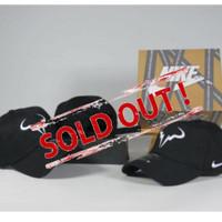 topi baseball Nike Rafael Nadal cap original import / hat