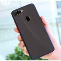 OPPO A11K AERO ORIGINAL BUMPER CASE SOFT CLEAR MATTE HARD COVER CASING
