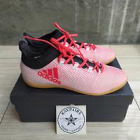 Sepatu Adidas X Tango 17.3 Orange CP9034 Futsal Indoor Original
