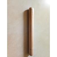 Roll Kue Kayu Wood Rolling Pin Kue Roll Cake Panjang 30 cm Diameter 3