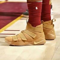 Paling Laris ...!!! Sepatu Basket Nike Lebron Soldier 11 Grey Premium