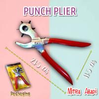 """PUNCH PLIER / Tang Pembolong / Alat Pelubang Ikat Pinggang 9"""" / 9 INCH"""