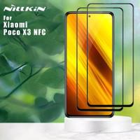 XIAOMI POCO X3 / X3 NFC TEMPERED GLASS NILLKIN CP+PRO ORI POCOPHONE