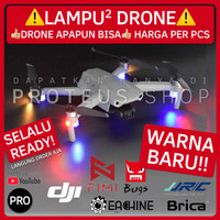 ✅ READY! LAMPU LED KEDIP DRONE DJI Mavic Air Mini Spark Hubsan Fimi
