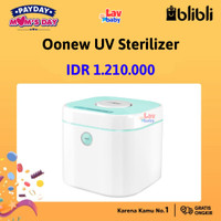 Oonew UV Sterilizer with Dryer steril botol pengering
