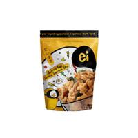 EI Salted Egg - Chicken Skin - 80gr - Kulit Ayam rasa Telur Asin