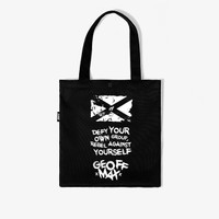 Geoff Max Official - Dukes Black   Tas Tote   Tote Bag