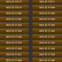 Nomor Cantik SIMPATI 4G Murah Nomer Kartu Perdana Telkomsel 4G