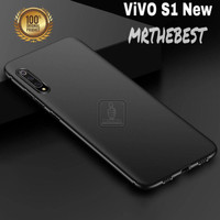 VIVO Y12s SOFT CASE MACARON LIST ORIGINAL SILICONE SOFTCASE TPU CASING