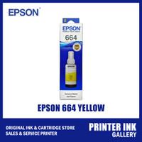 Tinta Epson 664 Yellow (T6644) Original