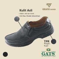 Sepatu Kulit Pria Gats MP 2605 2607 2602 2601 Original