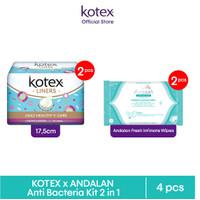 Kotex x Andalan Anti Bacteria Kit 2 in 1