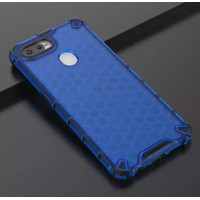 OPPO A11K HONEYCOMB HARD CASE RUGGED KNOCK SILICONE ARMOR COVER SOFT