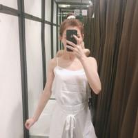 Baju Tank Top Wanita Plain Casual Import