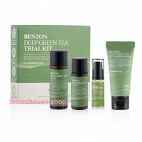 Benton Deep Green Tea Trail Kit [Deluxe 4 Type]