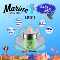 Baby Safe LB011 Multi Cooker Hot Pot Steamer Alat Memasak Multifungsi