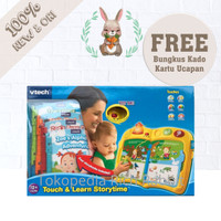 Vtech Touch and Learn Storytime Mainan Buku Cerita Anak V tech