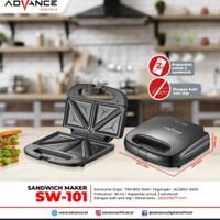 Sandwich Toaster Maker Advance SW101