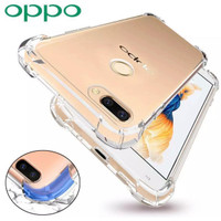 OPPO A11K SOFT ANTI CRACK CASE COVER SILICONE BENING COVER BUMPER TPU