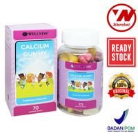 Wellness Calcium Gummy Kids 70 Gummies