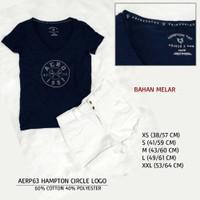Baju Branded Wanita - AEROPOSTALE 63 HAMPTON CIRCLE LOGO