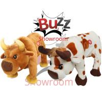 Fighting Bull Plush Electronic Mainan Anak Elektronik Robot Banteng