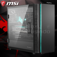 MSI CREATOR 400M Tempered Glass Gaming Case