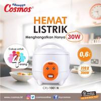 Magic Com Cosmos 0.6L Rice Cooker Cosmos CRJ-1001N CRJ 1001N CRJ1001N