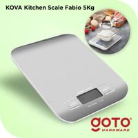 Kova Fabio Timbangan Digital Kue Bumbu Dapur Kopi Kitchen Scale