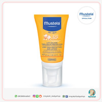 MUSTELA BEBE BABY HIGH PROTECTION SUN LOTION SUNBLOCK ANAK BAYI 40ML