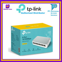 TP LINK 8 Port 10/100Mbps Desktop Switch Hub TP-LINK TL-SF1008D