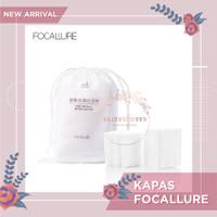 FOCALLURE Kapas Wajah Soft Cotton Cosmetic Pad