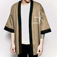 Kimono Pria | Cardigan Pria | Outerwear Pria | Kimono & Jaket Unisex