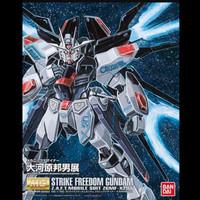 MG Strike Freedom Gundam Mechanic Designer Okawara Kunio - Bandai