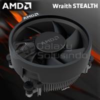 AMD Wraith Stealth Socket AM4 CPU Cooler with Aluminum Heatsink
